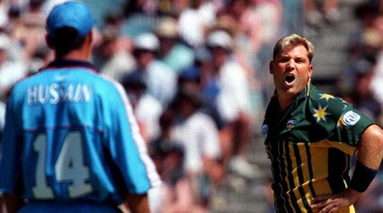 Listen you fat p****: Shane Warne recalls brutal sledge from Nasser Hussain