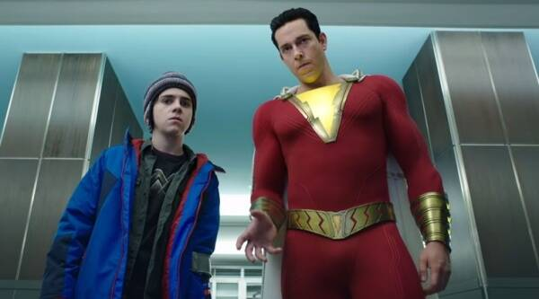Shazam! watch party: All the interesting revelations made by director David F Sandberg