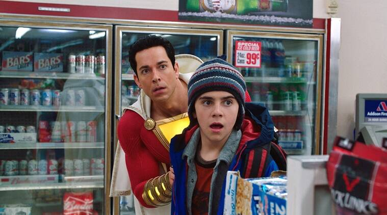 Excited to step back into spandex: Zachary Levi on Shazam! 2