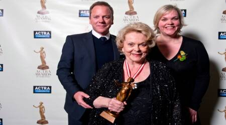 Canadian actress and activist Shirley Douglas dead at 86