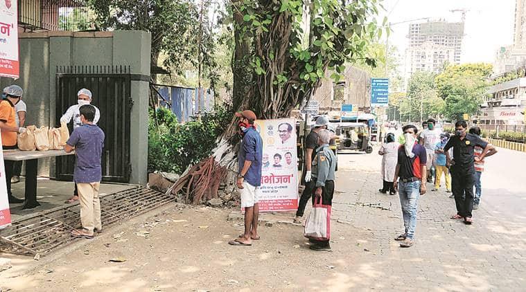 Mumbai coronavirus cases, coronavirus cases Mumbai, Mumbai COVID-19 cases, COVID-19 Mumbai, COVID-19 cases Mumbai, Mumbai news, city news, Indian Express