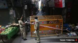 Delhi: FIR against guard after three cases in Def Col home