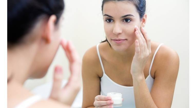 skincare routine, work from home, how to take care of skin when working from home, indianexpress.com, indianexpress, skin health, mositurising, cleaing utensils, cut down sugar from diet, eat less processed food, diet for skin health, skincare regimen, skincare routine, drinking water, Dr Prerna Taneja,