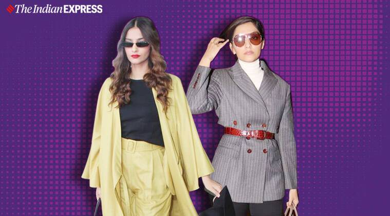 Airport looks: All the times Sonam Kapoor had our undivided attention