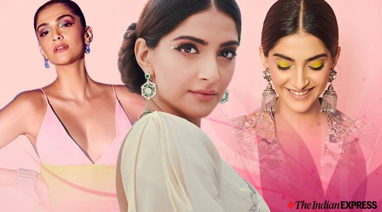 Sonam Kapoor's eye make-up is worth checking out