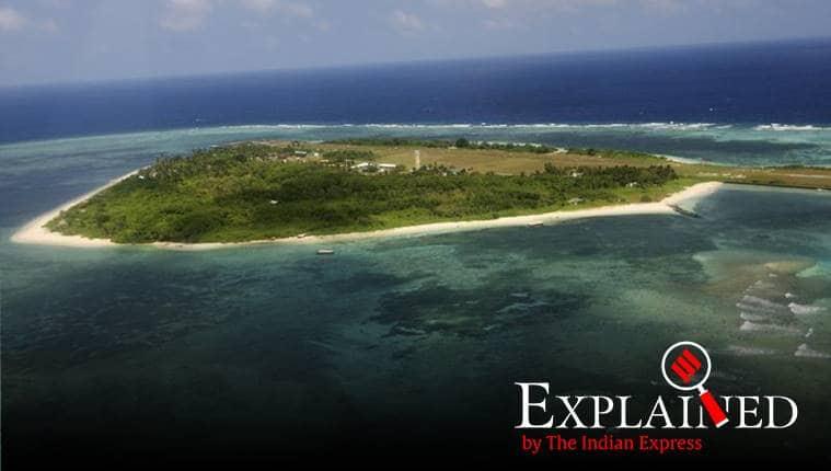 South China sea, South China sea diplomatic tensions, diplomatic tensions South China sea, South China sea islands, Express Explained, Indian Express