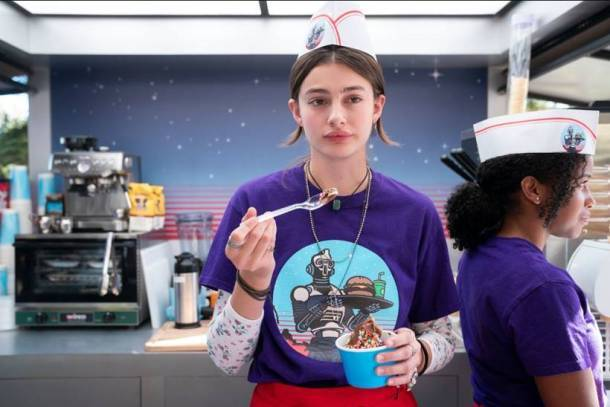 Diana Silvers space force