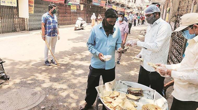 Sweet dal, khichdi, longing for meat, add to migrant despair in Gujarat