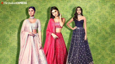 Tara Sutaria nails lehengas and saris with perfection; here's proof