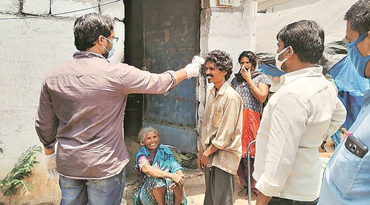Telangana dist that set off Tablighi search ready for all-clear