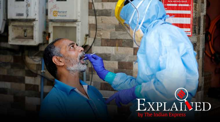 Explained: How can healthcare workers avoid recontamination of hands?