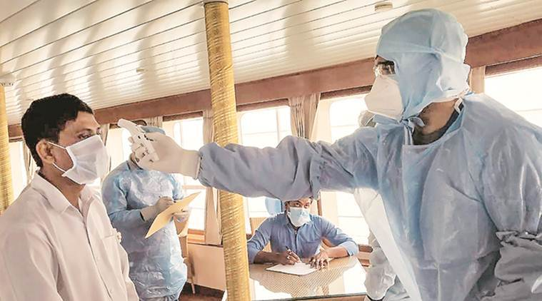 Goa to conduct door-to-door survey, check for coronavirus symptoms