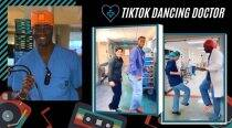 This doctor is spreading joy during the coronavirus pandemic, one dance video at a time