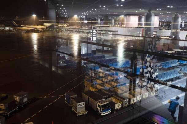 tokyo airport 2