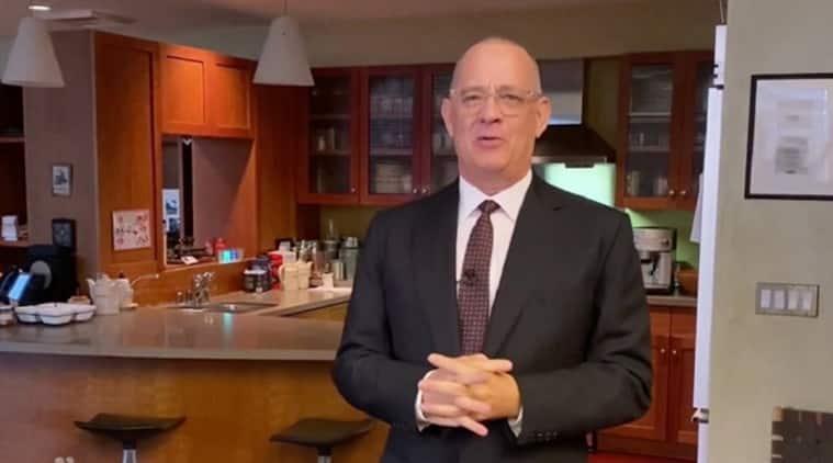 Tom Hanks hosts remote episode of 'SNL'