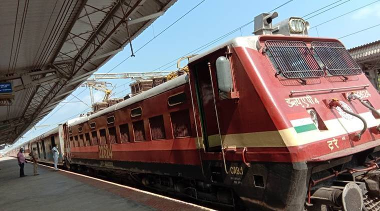 India lockdown: First train carrying 1,000 migrants leaves from Telangana for Jharkhand