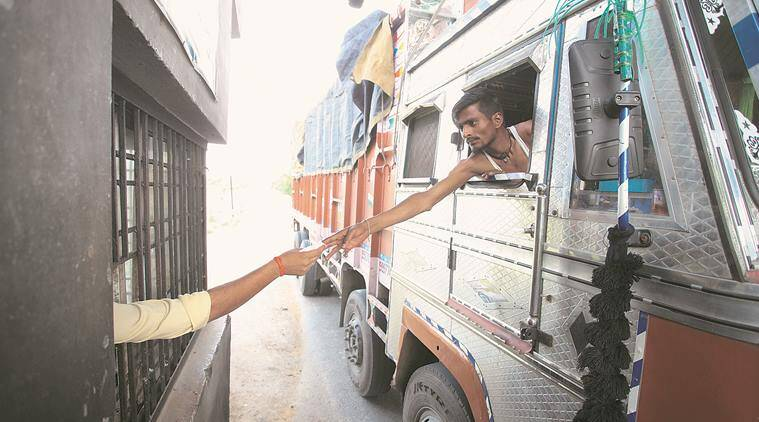 Up curfew, coronavirus outbreak, expressways work resume, Up news, indian express news