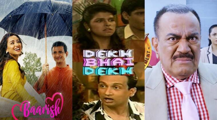 From Dekh Bhai Dekh to Baarish, here's everything Indian TV has to offer