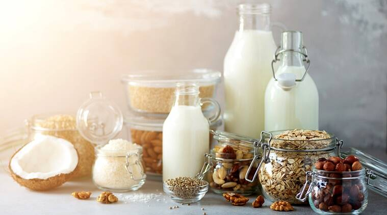 Three plant-based milks you can try making at home