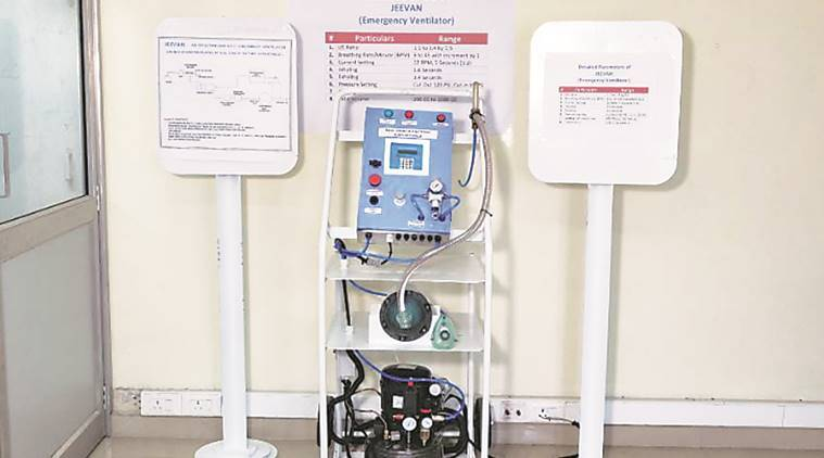 ICMR to test prototype: Railway unit first PSU to make ventilator