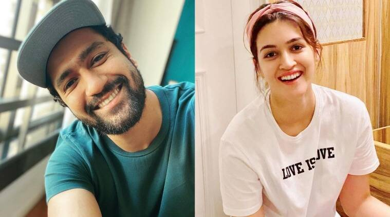 Coronavirus outbreak: Vicky Kaushal, Kriti Sanon and others are spreading smiles amid lockdown