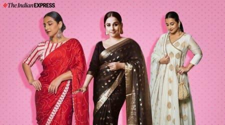 Vidya Balan is the OG queen of ethnic wear; here's proof