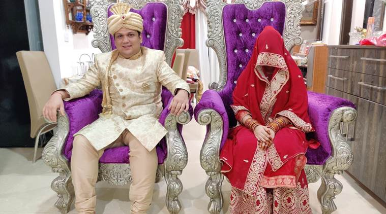 Amid lockdown, a virtual nikah in Hyderabad