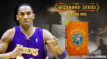 Kobe Bryant book The Wizenard Series: Season One launched