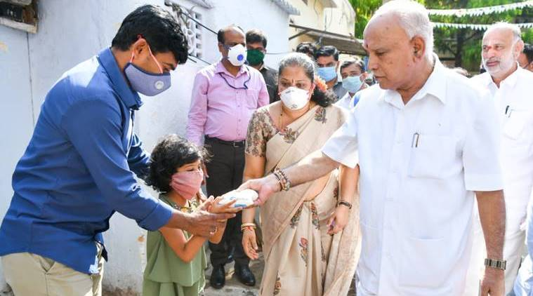 How Karnataka has eased the burden on health dept by deploying IAS officers in COVID-19 battle
