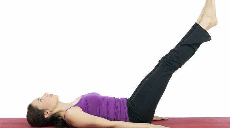Why simply lifting your legs against the wall for 20 minutes is good for  you | Lifestyle News,The Indian Express