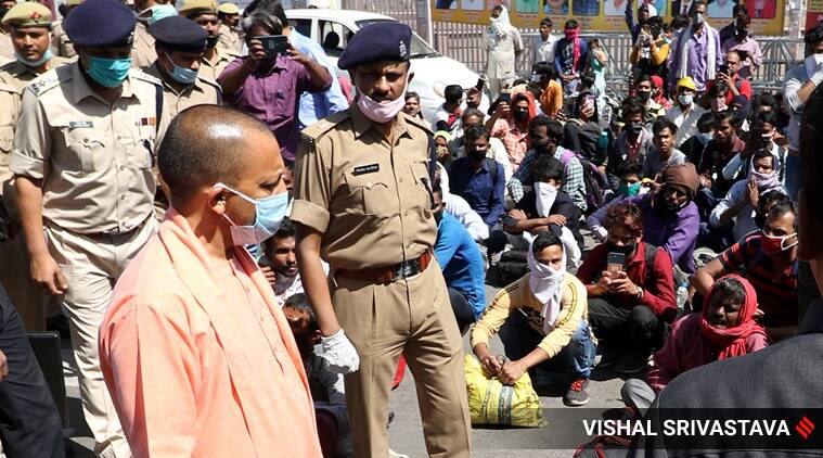 'Will lift lockdown in phases from April 15': Adityanath seeks help from religious, political leaders