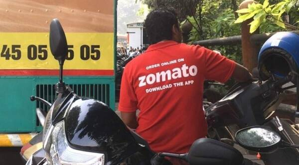 online food delivery, delivery agents, home delivery, india lockdown, zomato, swiggy, indian express news