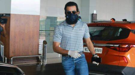 Actor Prithviraj returns to India along with Aadujeevitham crew