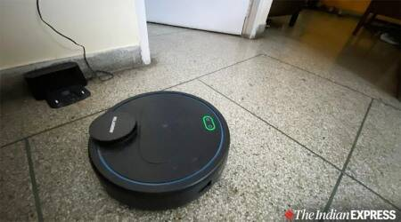 Milagrow iMap 9 wet & dry review, Milagrow cleaning robot, cleaning robot, Milagrow, Milagrow iMap 9 review, Milagrow iMap 9, Milagrow iMap 9 wet & dry cleaning robot