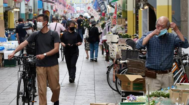 japan, japan covid-19 economic package, japan covid package announcement, japan covid death toll