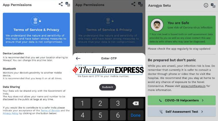Aarogya Setu, Lockdown phase 3, lockdown stage 3, Aarogya Setu app, Aarogya Setu mandatory, Aarogya Setu government, India lockdown