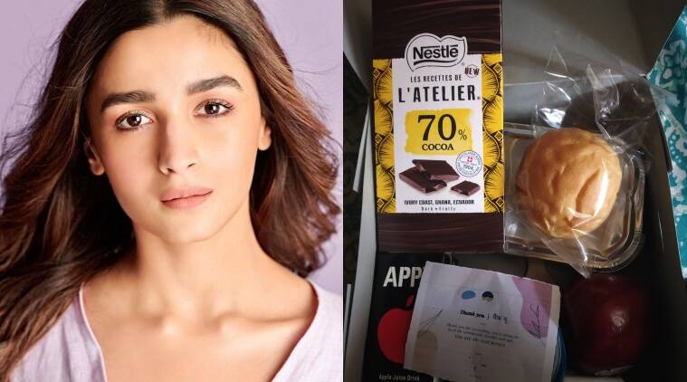 Bollywood news on May 18: Alia Bhatt sends sweets, snacks for hospital staff in Mumbai