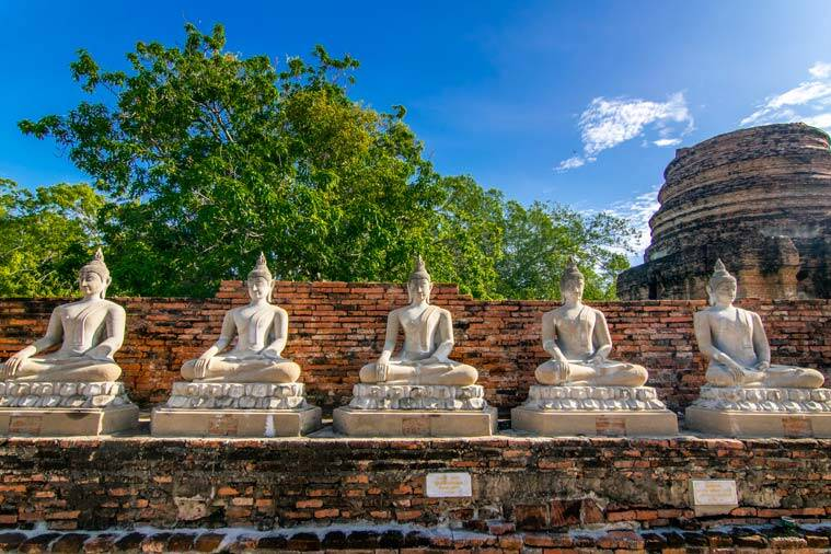 Ayutthaya Historical Park, Thailand, armchair travel, coronavirus, indian express lifestyle
