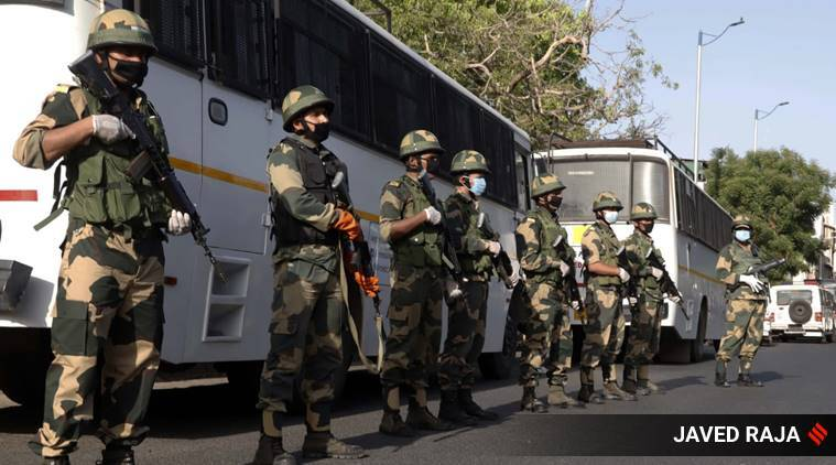 Two BSF men die due to Covid-19, infections cross 500-mark in paramilitary forces, 90% in Delhi