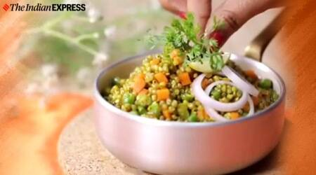 Food recipes, dinner recipes, easy recipes, ranveer brar recipes, bajra khichdi, how to make bajra khichdi, light dinner recipes, indianexpress.com, indianexpress, lunch recipes, lockdown cooking, indian masalas, indian kitchen, kitchen chronicles, cook at home, home cooking,
