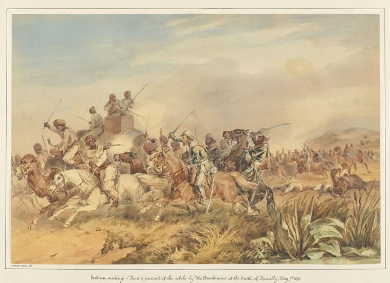 1857 sepoy mutiny, 1857 battle of India, Battle of Bareilly, Bareilly, Bareilly history, Aarah Bihar, Bihar Aarah history, Chinhut Lucknow, Lucknow 1857, 1857 Lucknow history, history of Lucknow, Bareilly news, 1857 kranti, 1857 India history, indian history 1857, battles of 1857