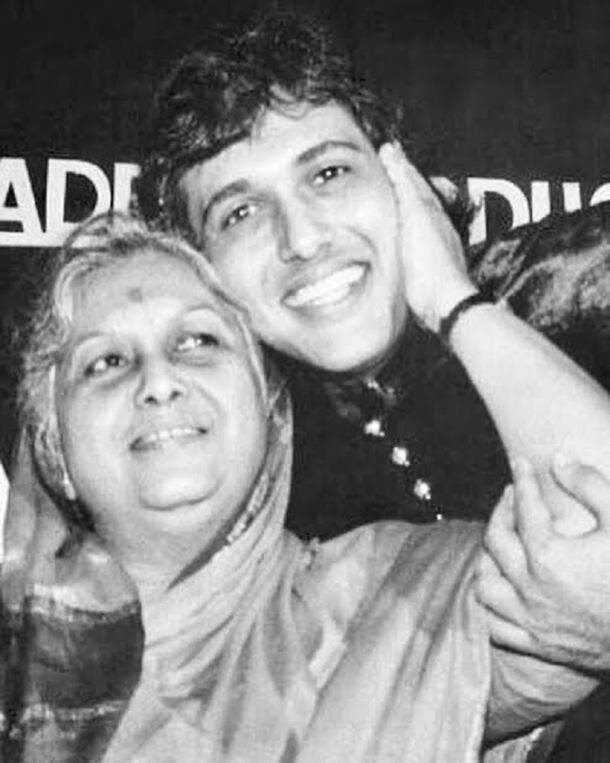 govinda on mother's day
