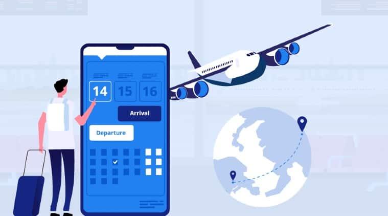 how to book flight ticket, book flight, book plane ticket, book flight ticket, book ticket plane, paytm, ixigo, indigo, yatra, make my trip, goibibo