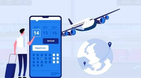 how to book flight ticket, book flight, book plane ticket, book flight ticket, book ticket plane, paytm, ixigo, indigo, yatra, make my trip, goibibo