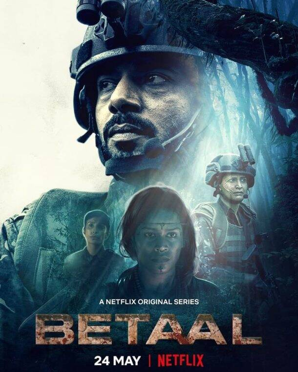 betaal poster