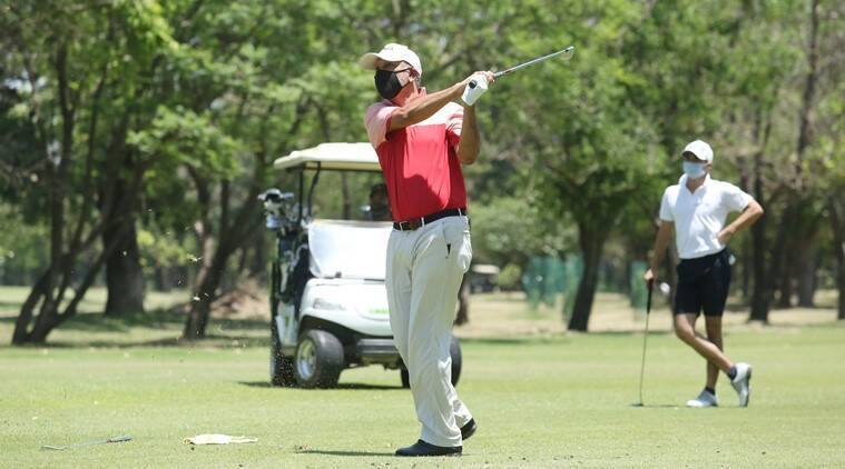 Chandigarh Golf Club reopens, city's who's who tee off with masks on Cities News,The Indian Express