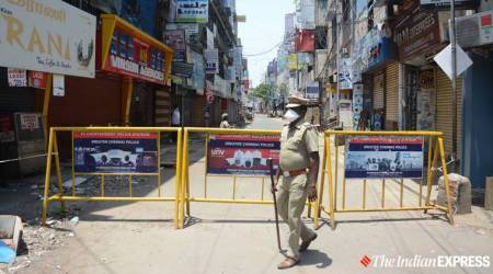 Tamil Nadu lockdown, Tamil Nadu  extends lockdown, Tamil Nadu  coronavirus cases, Tamil Nadu  cases, Tamil Nadu June 30 lockdown, Tamil Nadu news