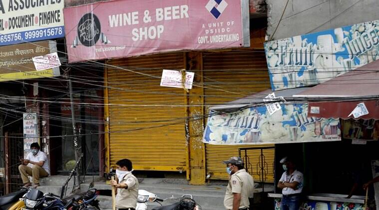Coronavirus cess: Liquor prices up 70% from today in Delhi | Cities  News,The Indian Express