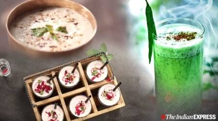 summer drinks, chaas, lassi, lassi recipes, gulkand recipe, sanjeev kapoor recipes, ranveer brar recipes, indianexpress.com, indianexpress,