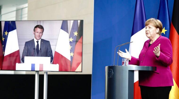 Germany, France propose 500 billion Euro recovery fund for pandemic-hit EU